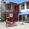 Tuvalu Red Cross buildings, Funafuti, Tuvalu, 2010. Credit: New Zealand Ministry of Foreign Affairs and Trade