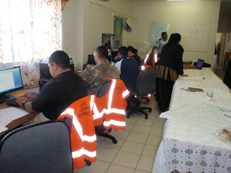 Tonga Simex July 2015 by NZ NGOs