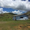 Repaired dining hall at Navunisea District School, Silana