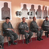 Trainees in the Police Regional Training Centre in Bamyan, Afghanistan - NZ Police support the programme. Credit New Zealand Ministry of Foreign Affairs and Trade