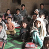 Community education programme in Shiber District, Afghanistan run by Aga Khan Foundation. Pre-entry programme for kids, teaching them basic reading, writing and maths. Credit New Zealand Ministry of Foreign Affairs and Trade