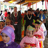 Ambassador David Taylor during the opening of the Tim McKay Memorial School in the Bandung Regency, West Java Province. The school was funded by the Head of Missions in memory of CEO Tim McKay who was killed in the Kuningan Twin Attacks on the Ritz Carlton and JW Marriott Hotels in 2009.