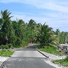 The narrowest part of Funafuti, Tuvalu. Credit: New Zealand Ministry of Foreign Affairs and Trade