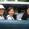 Imelda Benitez, Sokha Mey, New Zealand Aid Programme staff at the Sapang Bato Ecotourism Project, Philippines, 2006. Credit: New Zealand Ministry of Foreign Affairs and Trade