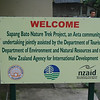 New Zealand Aid Programme team vist to Sapang Bato Ecotourism Project, Philippines, 2006. Credit: New Zealand Ministry of Foreign Affairs and Trade
