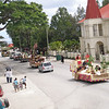 Floats in Tongan tourism week. Credit: New Zealand Ministry of Foreign Affairs and Trade