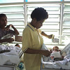 Mothers and babies. Angau Hospital, Papua New Guinea. Credit: Steven Nowakowski