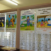 Family Planning posters at a medical centre in Tonga. Credit: New Zealand Ministry of Foreign Affairs and Trade
