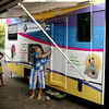 Mobile Health Clinic, Samoa. Credit: New Zealand Ministry of Foreign Affairs and Trade
