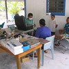 Dentist on Palmerston Island, Cook Islands. Credit: New Zealand Ministry of Foreign Affairs and Trade