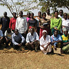 Safe Motherhood Action Group. Part of the Africare project, this group encourages women and their partners to attend antenatal and postnatal care, Zambia 2009. Credit: New Zealand Ministry of Foreign Affairs and Trade