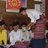A peer educator provides information about reproductive health to members of a Cham community, Viet Nam. Credit: New Zealand Ministry of Foreign Affairs and Trade
