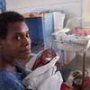 Mother and baby. Angau Hospital, Papua New Guinea. Credit: Steven Nowakowski