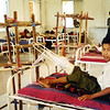 Young child recovering from a lower limb amputation as a result of a landmine accident, Cambodia. Credit: New Zealand Ministry of Foreign Affairs and Trade