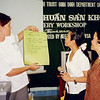 Health workshop run by VSA, Viet Nam. Credit: New Zealand Ministry of Foreign Affairs and Trade