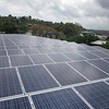 Solar Panels on Regional Eye Centre, Honiara
