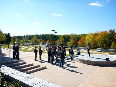 LIFE Leadership Weekend - Campus Tour