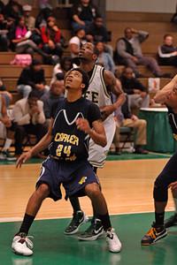 LIFE Basketball vs. Carver College