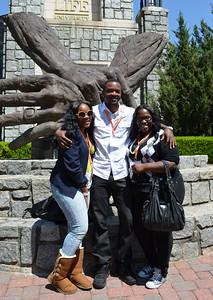 LIFE Leadership Weekend: Campus Tour