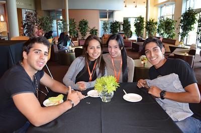 LIFE Leadership Weekend: LIFEforce Dessert Party