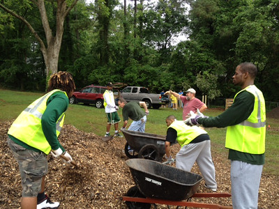 Allgood Community Garden Project