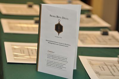 2014-11-20 Sigma Beta Delta Inductions