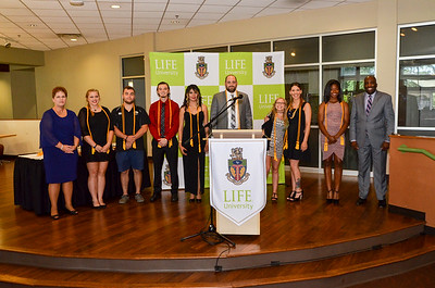 2016-06-16 LIFE U Spring Convocation Awards
