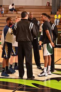 2016-11-04 Men's Basketball v Truett-McConnell