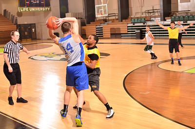 2017-03-09 Intramural Basketball Championship