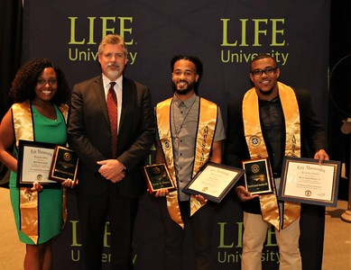 September 21, 2017 - DC Awards Convocation Group and Individual Awards Ceremony (14)