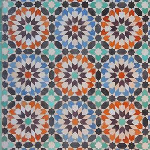 Tiles in Marrakech~3119-2sq.