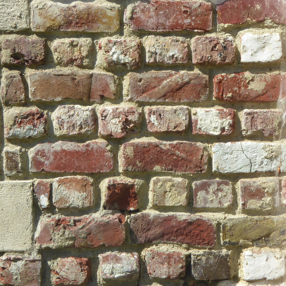 Brick Wall~00153-1sq.