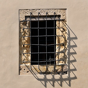 Window in Prague~0711-3sq.