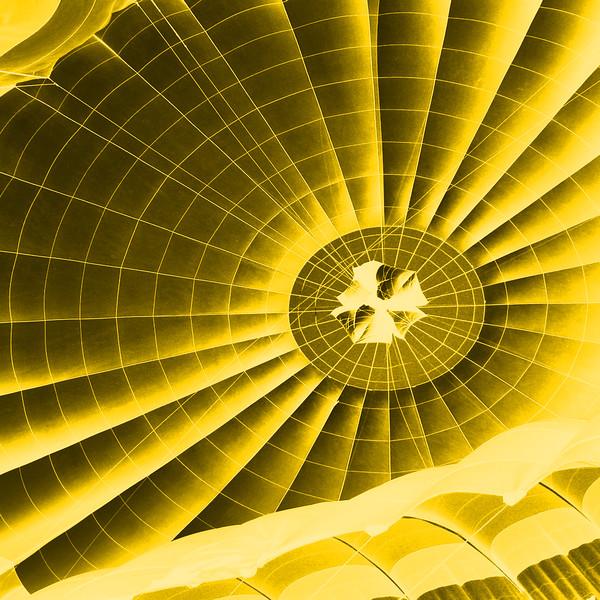 Hot Air Balloon~0197-4sq.