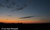 Near Strawberry Point, Iowa after sunset.