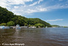 Recreational Boaters on the Mississippi River at McGregor, Iowa<br /> <br /> July 07, 2012