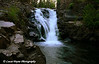 Amity Creek Waterfall In Duluth, Minnesota