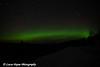 The Aurora Borealis from the Sawbill Trail near Tofte, Minnesota on Friday night February 29, 2008.