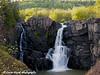 High Falls At Grand Portage State Park, Minnesota