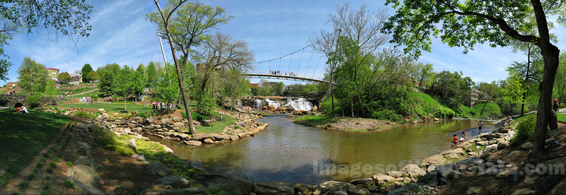 Falls Park on the Reedy #1