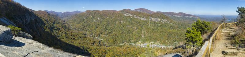Chimney Rock - Hickory Nut Gorge