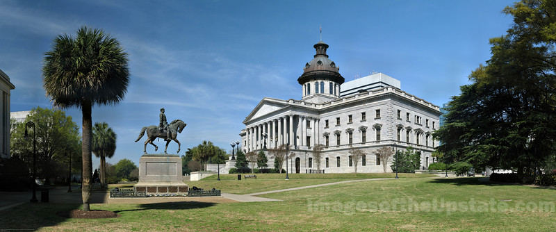 SC State Capitol, Columbia, SC