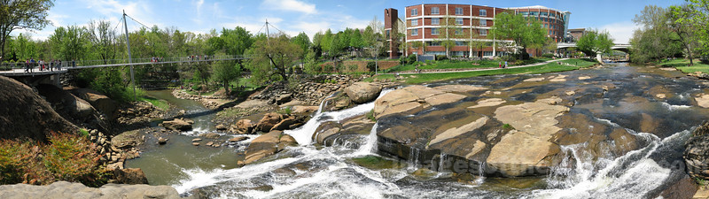Falls Park on the Reedy #2