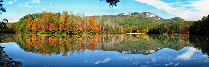 Pinnacle Lake and Table Rock