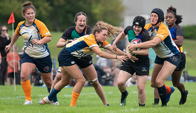 Top Club Level Women's Rugby - Twin Cities Amazons vs Atlanta Harlequins 2019