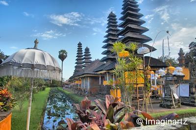 Taman Ayun Temple - Bali, Indonesia