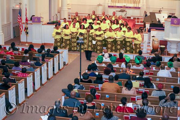 """""""Imagine the Possibilities"""" University of Liberia Alumni Chorus Concert"""