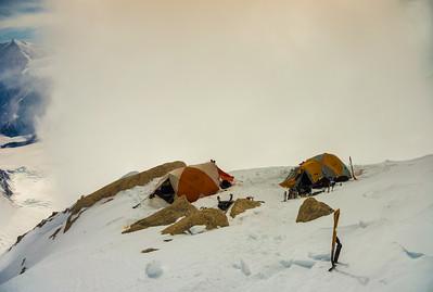 16,300 ft camp