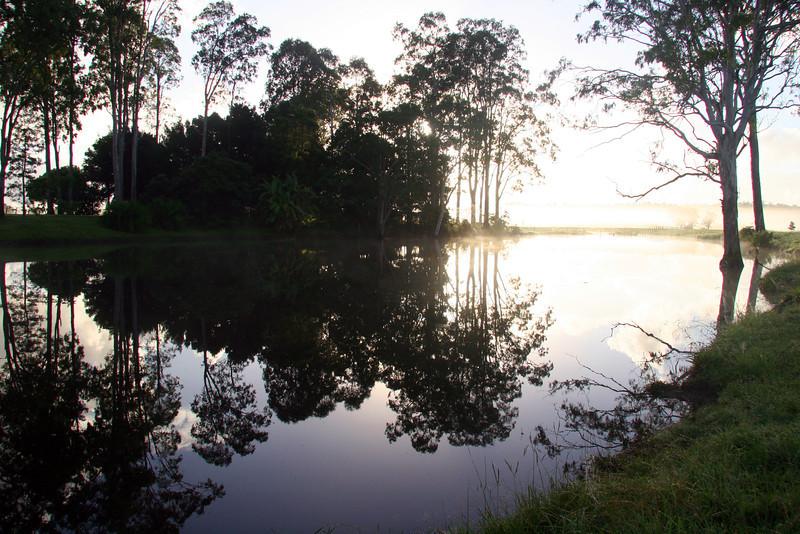Morning Glory, Imbil Imbil Lagoon