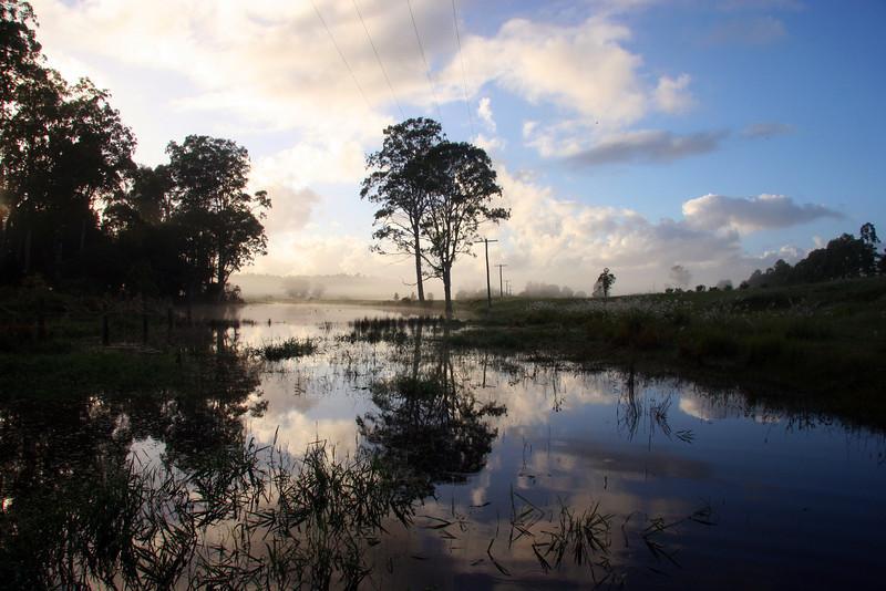 Still the Morning, Imbil Imbil Lagoon